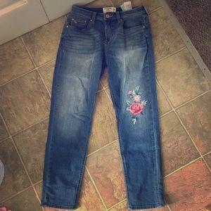 Abercrombie Kids Girlfriend Jeans